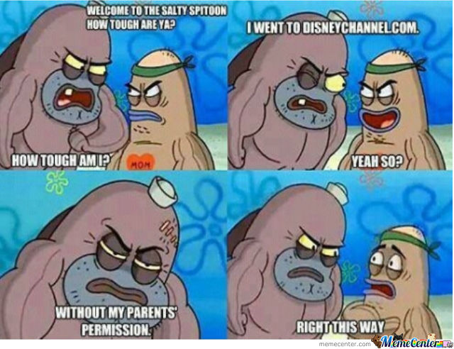 Welcome To The Salty Spitoon...
