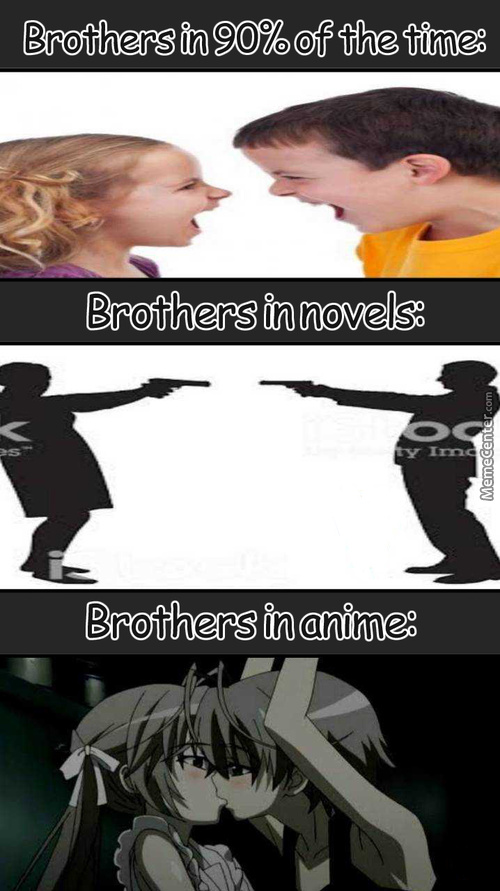 Well Difference Brothers...