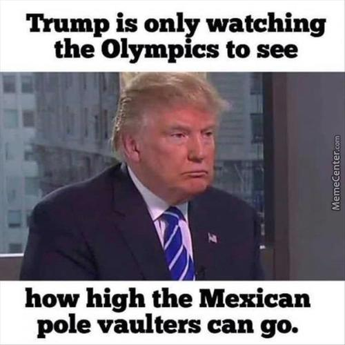 Well He Need To Know How High The Wall Should Be When He Build One.