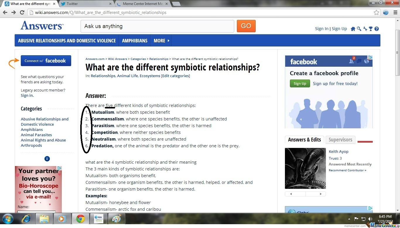 Well I Was Checking Online For An Assignment When Suddenly.......