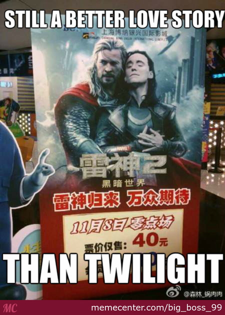 Well, It Seems That Loki Finally Found Out, What Real Love Is...