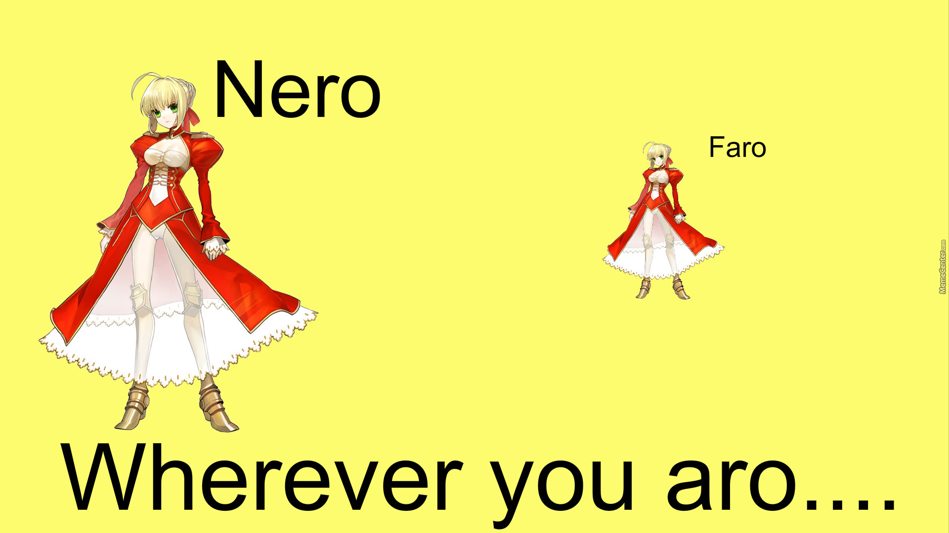 Well.. Nero Is Very Romantic Here... Isn't She?