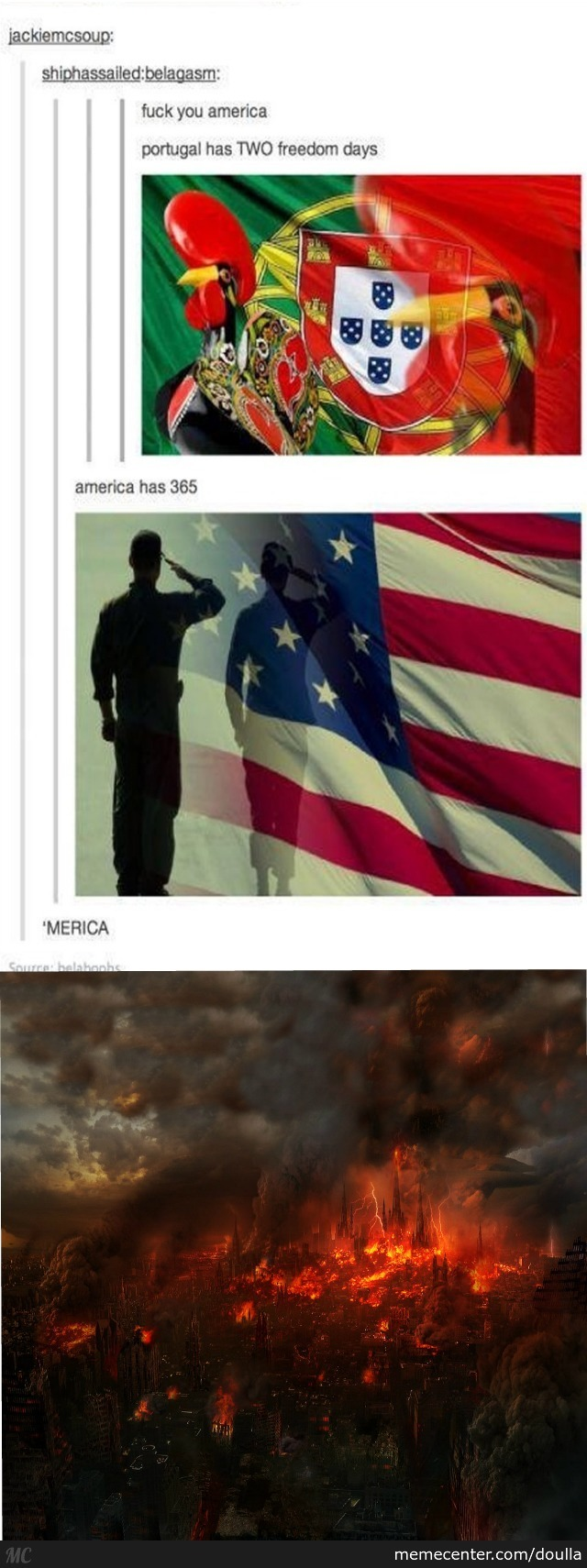 Well Played Americans