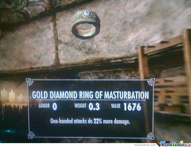 Well Played Skyrim.