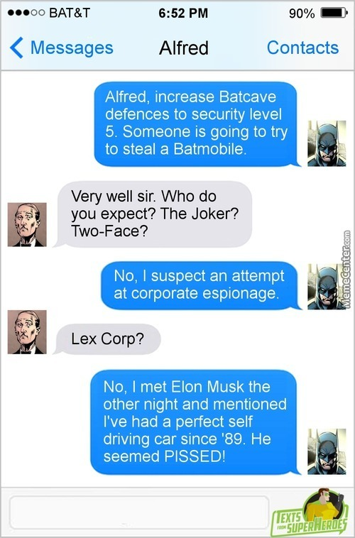Well That Was Pretty Stupid... I Thought Batman Was Supposed To Be Smart