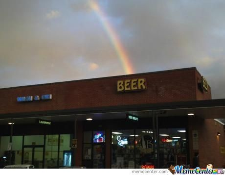 We've Found It, The End Of The Rainbow!!