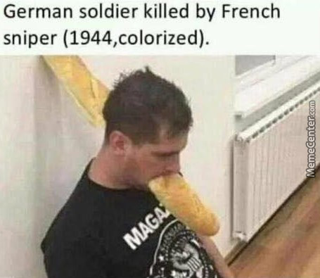 What A Shame. He Wasnt Bready To Die