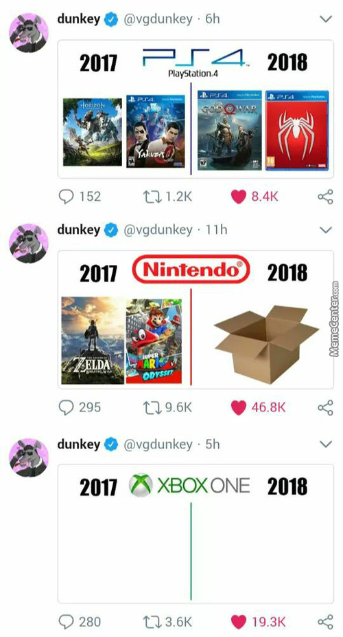 What A Time To Be An Xbox Fan