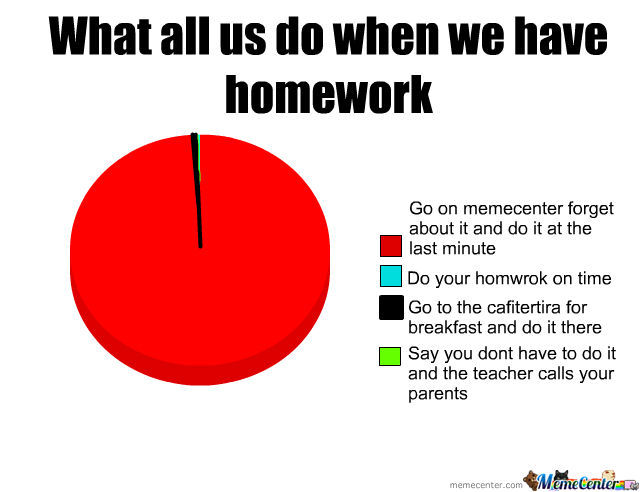 Do we need homework