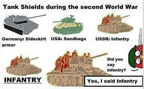 What's More Funny Is That You Didn't Know When The Tank Would Explode