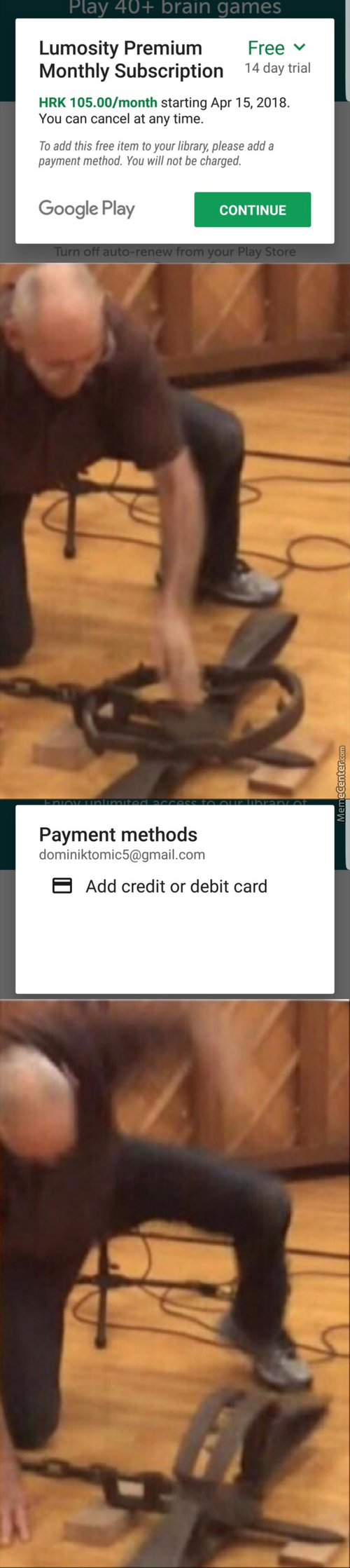 What's The Point Of Free Trial If You Need A Credit Card?