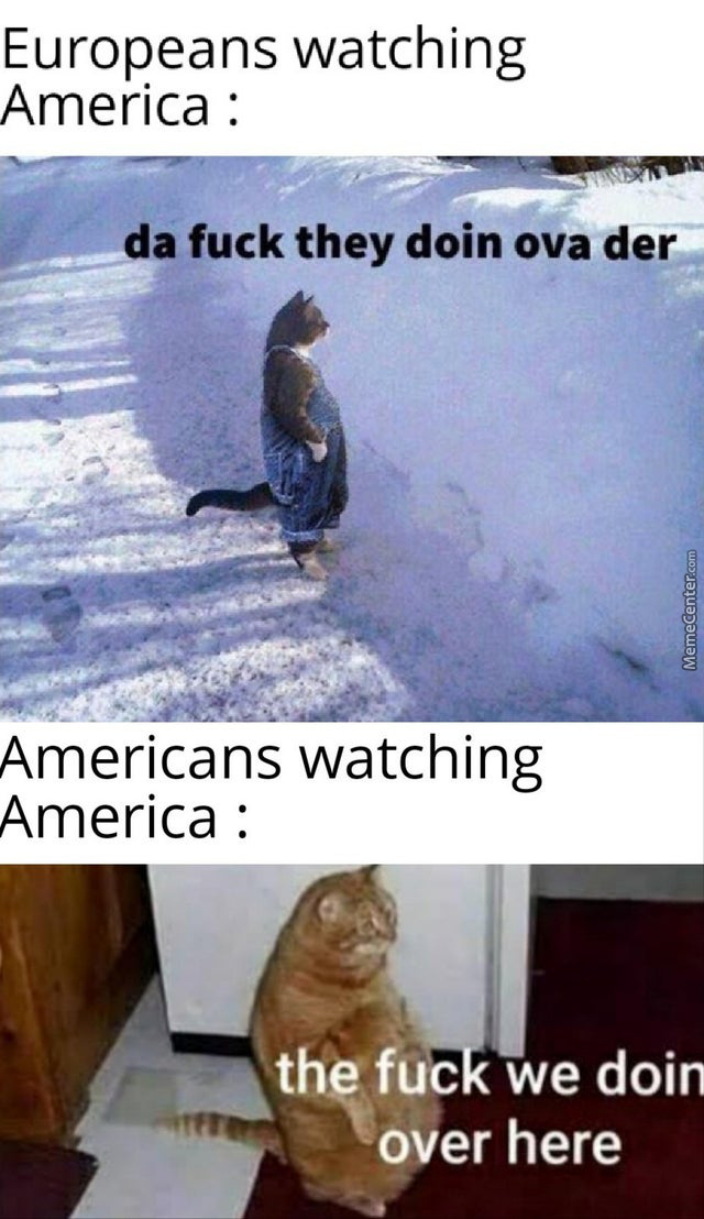 What'S Up America?