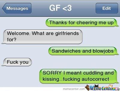 What Are Gf For?