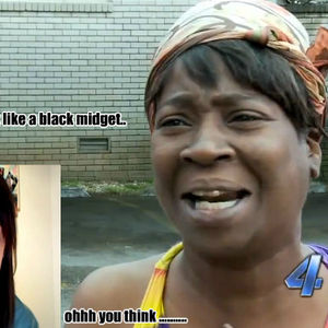 Difficult black midget pics think, that
