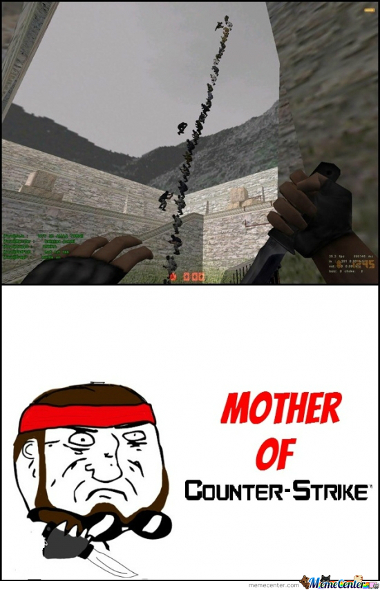 What Counter-Strike And Boredom Can Make You Do