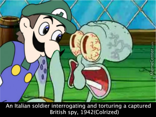 What Did You With The Codes Of The Ravioli Nukes !!!!!!!