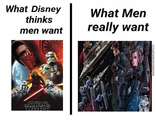 What Disney Thinks...