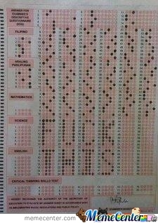 What Every Man Wants To Do In An Exam