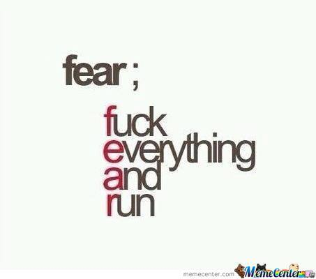 What Fear Means To Gamers