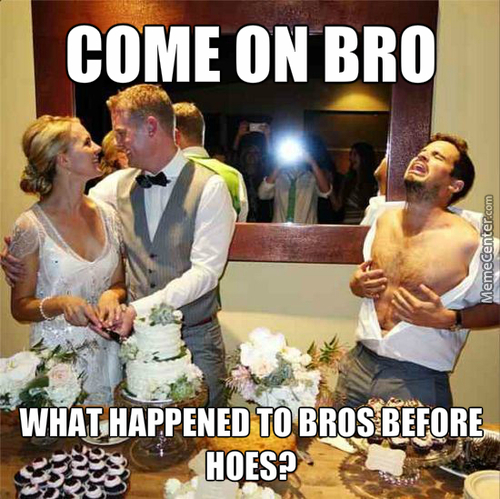 What Happened To Bros Before Hoes?