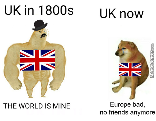 What Happened With The Great Britannia