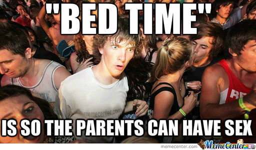 What Happens After Bed Time?