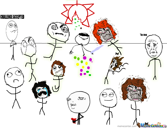 What Happens Everytime I Am At A Party With A Pinata