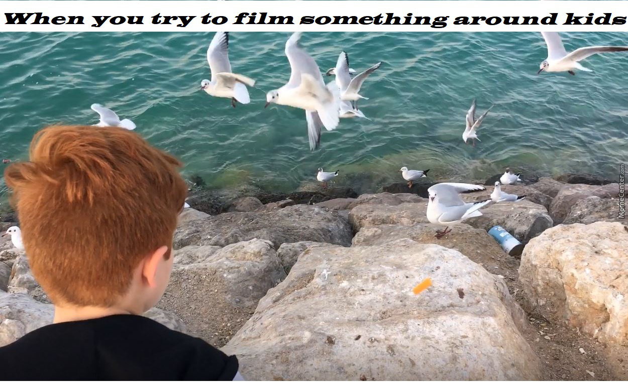 What Happens If You Film Around Kids?