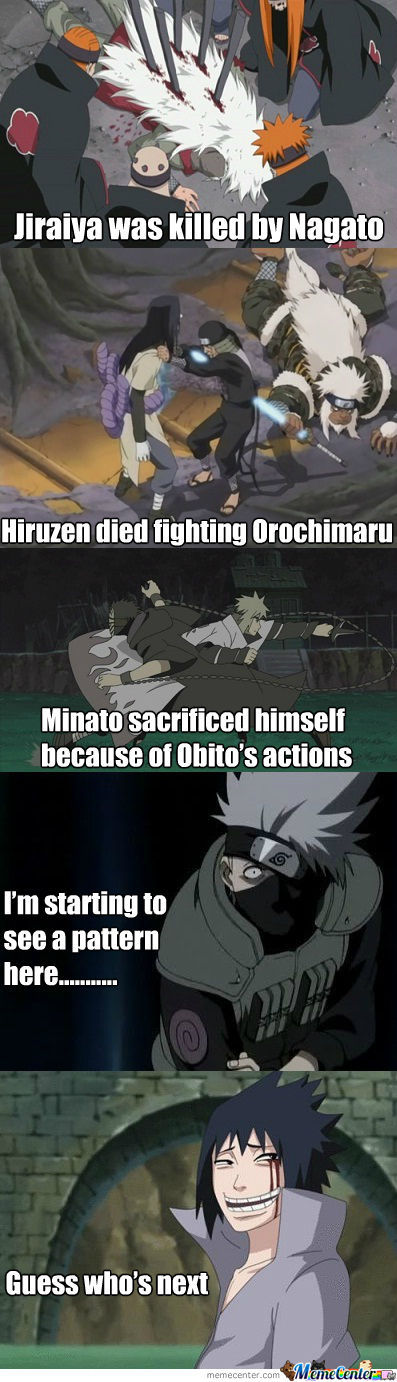 What Happens To All Great Teachers In Naruto