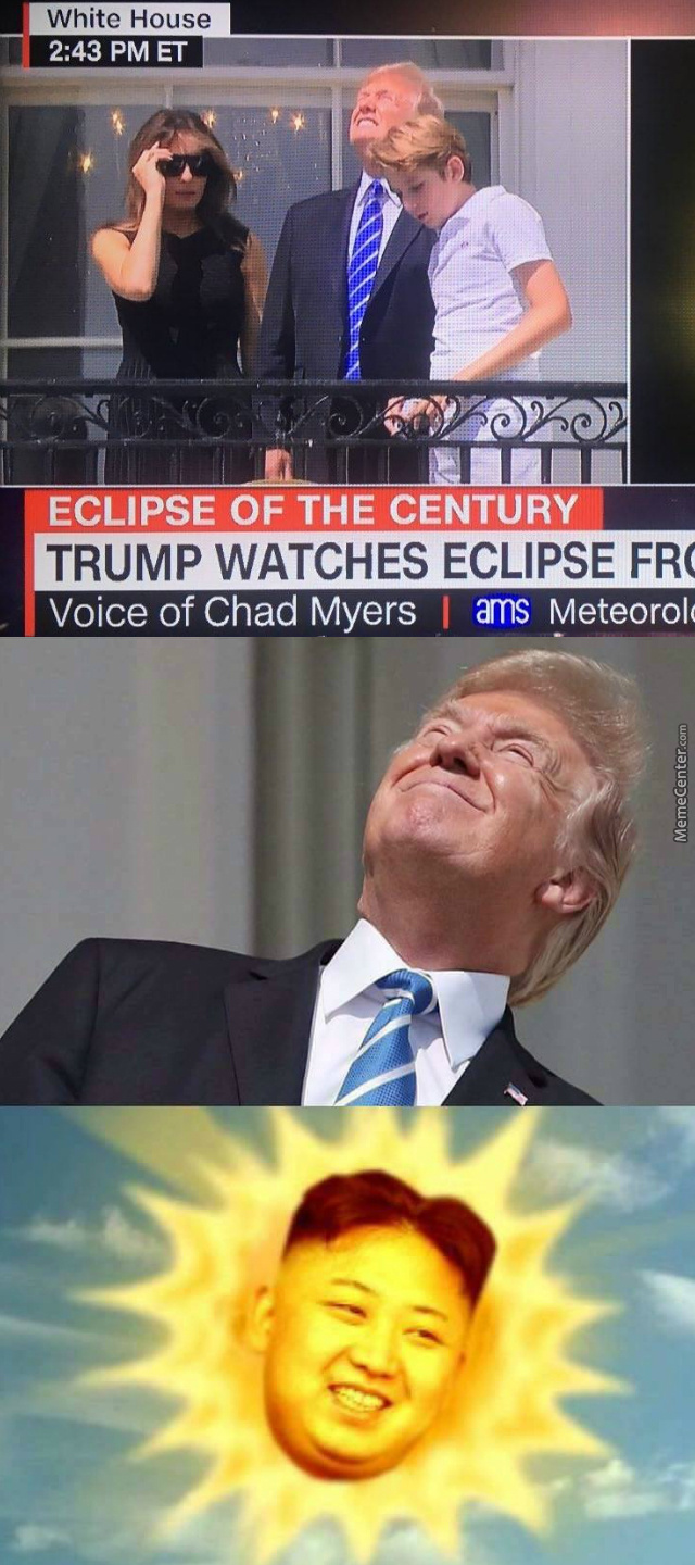 What He Really Saw