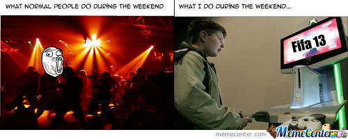 What I Do During The Weekend