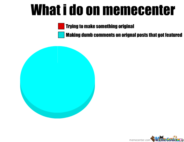 What I Do On Memecenter