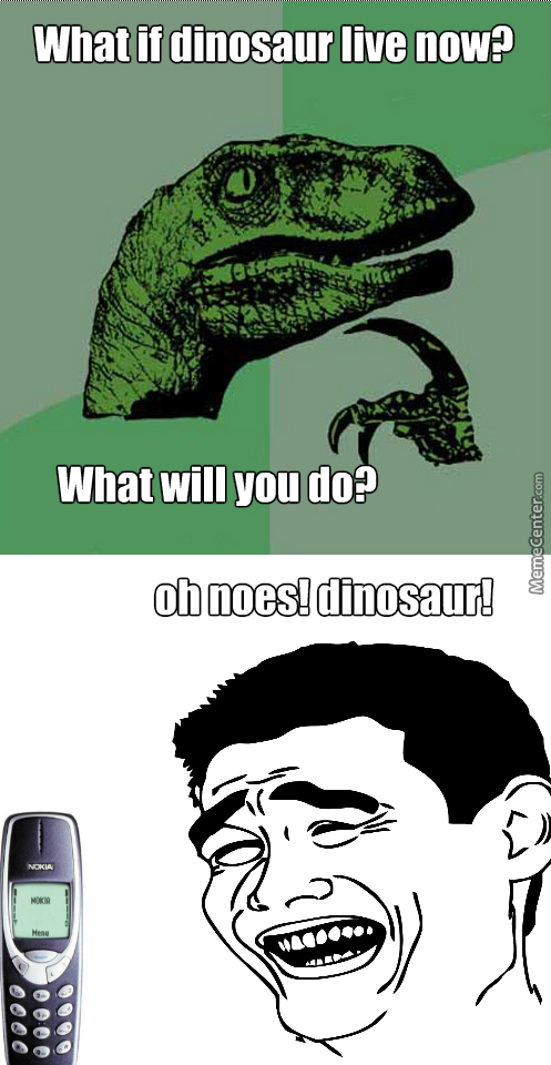 What If Dinosaur Alive?