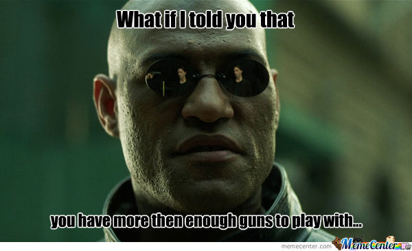What If I Told U About Guns