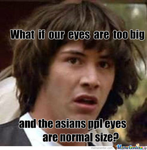 What If Our Eyes ......