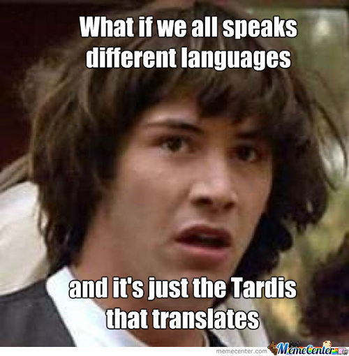 What If The Tardis Translates