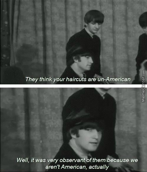 """What Is An """"american Haircut"""" Though?"""