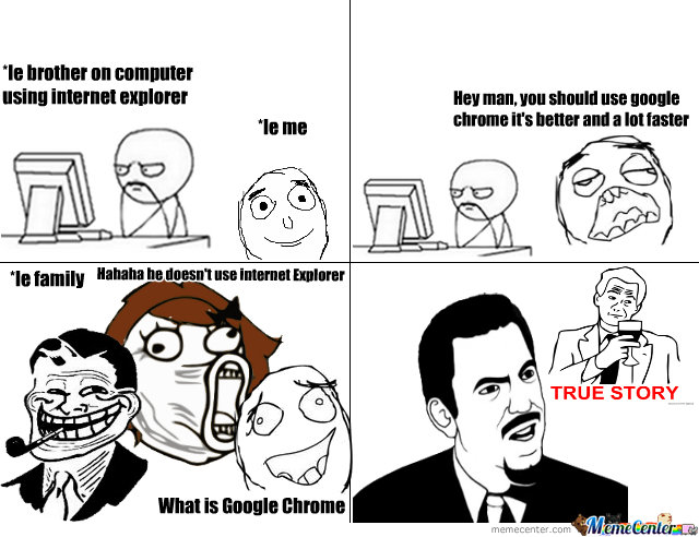 What Is Google Chrome