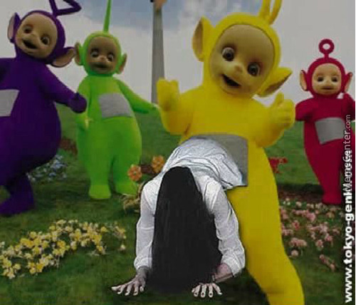 What Is More Scary The Ring Or Teletubbies By Jevra035