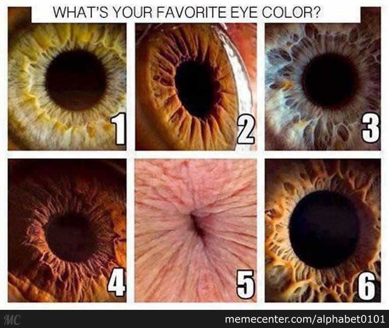 Color Trends What S New What S Next: What Is Your Favorite Eye Color? By Alphabet0101