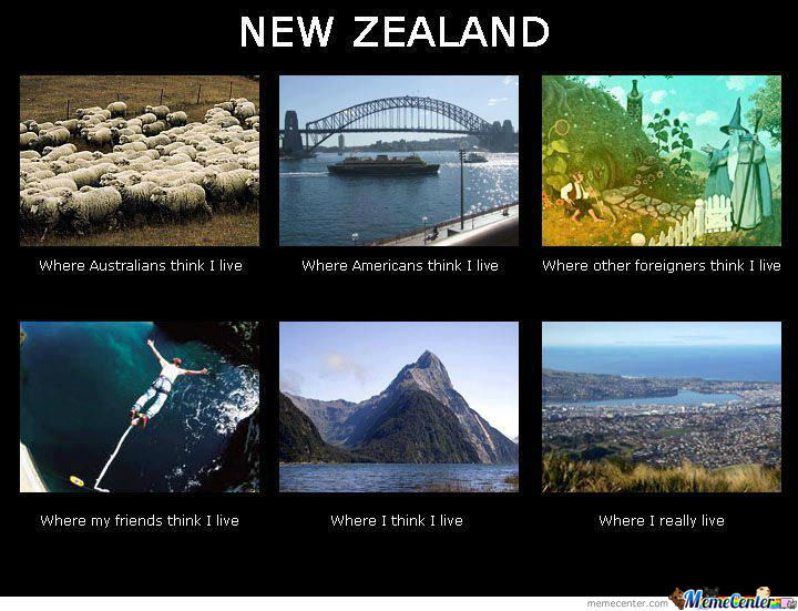 What It's Like In Nz