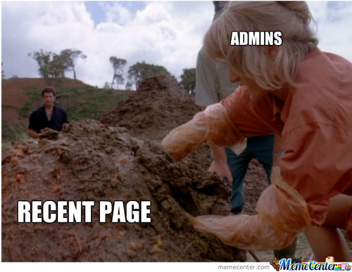What It Must Be Like For The Admins...