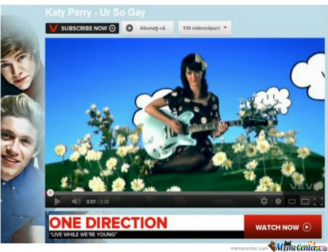 What Katy Perry Thinks Of One Direction