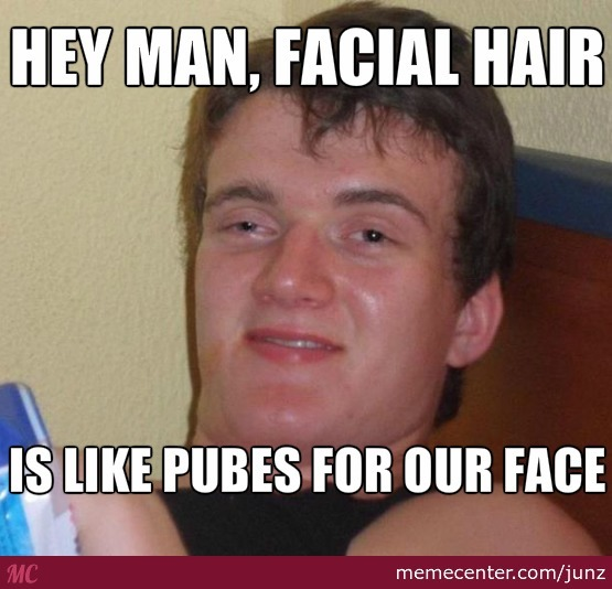 What My Cousin Said When He Saw Me With A Beard