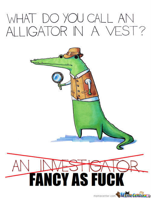 What Rhymes With Gator ?