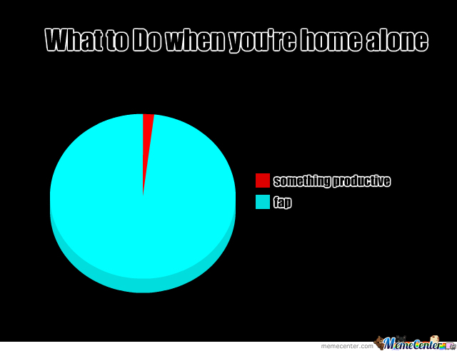 What To Do When You're Home Alone