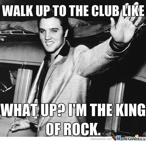 What Up, I'm The King Of Rock