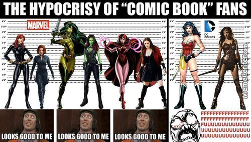 Whatever Dc Does, Fanboys Will Hate It -_-