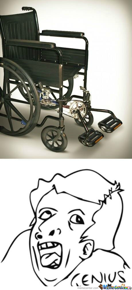 Wheelchair Genius