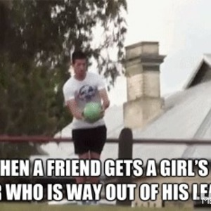 How to get girls out of your league
